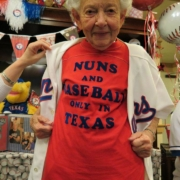 Sister Frances MLB Fan of the Year